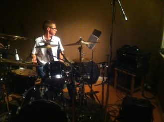 jamie strowbridge drumset